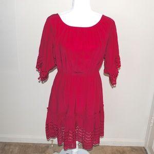 Cynthia Steffe Pink Dress